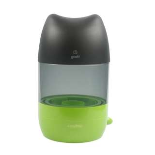 [IN-STOCK] Gosh! EasyPaw Automatic Pet Paw Washer with Pet Food Bowl, Wash Any Size Dog, Pamper Your Pup With the Easiest Automatic Pet Friendly Grooming Tool