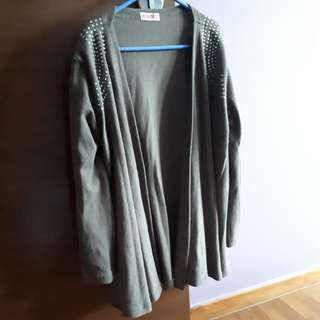 cardigan and jackets(pierre cardin)