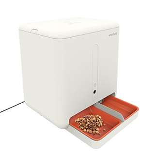 [IN-STOCK] gosh! easyFeed - Automatic Pet Feeder w/ Webcam