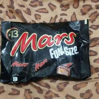 Mars 13pcs 🛍️