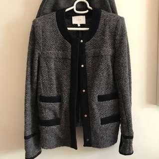 IRO crape Blazer Jacket