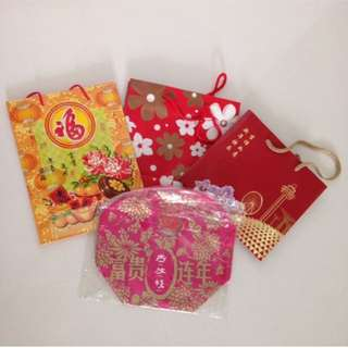 Chinese New Year CNY bag