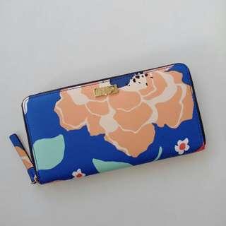 Kate Spade Neda Wallet Cherry Floral
