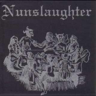 "NUNSLAUGHTER 'Dekapitator Split' Limited Edition Picture 7"""