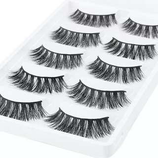🎉 'Demi' Lashes | 5 Pack