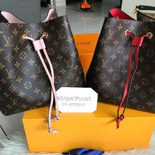 Customer's purchased, LV Neonoe