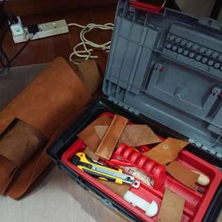 Leathercraft Toolbox for beginners