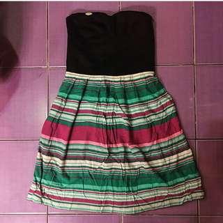 Candie's Bustier Dress