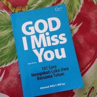 God! I Miss You