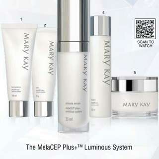 MARY KAY Melacep Plus+ Set (5 pcs)