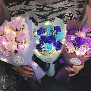11朵玫瑰花