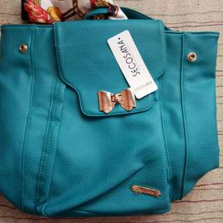 Secosana bag (w/ ribbon)
