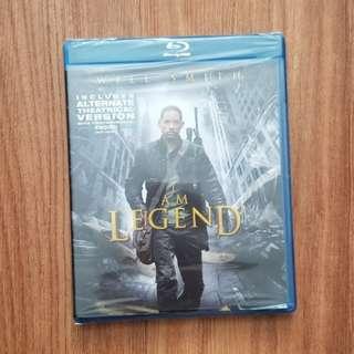 BN I Am Legend Blu-ray
