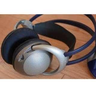 Philips SBC HC 8392 wireless headphones