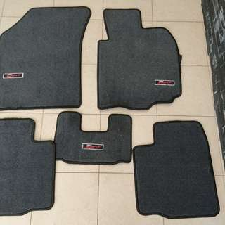 Original 2007 Suzuki Swift Sports Car mat