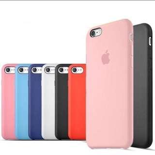 < PREORDER > IPhone7/7+/8/8+ Original Apple Silicone Case