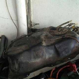 Tanki minyak l2s complet pump