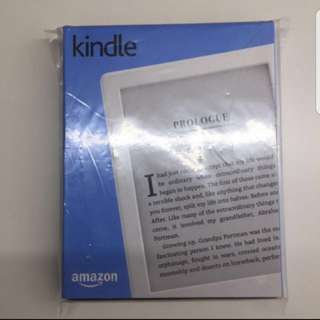 (Free eBooks) New Sealed LATEST Kindle 8 White Colour