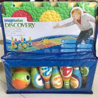 Universe of Imagination Discovery 5 in 1 Activity Playset