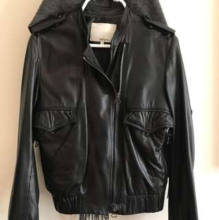 3.1 PhillipLim Phillip Lim Biker leather jacket