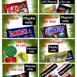 Chocolates 🍫🍫🍫