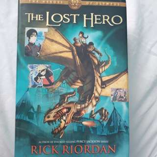 The lost hero(hardbound)