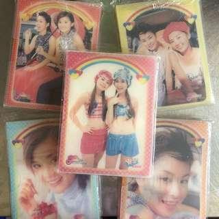 Twins 愛上色彩寫真卡簿
