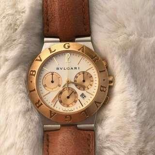 👉Authentic - BVLGARI Combi Chronograph # dl