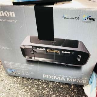 Canon All in one printer and scanner