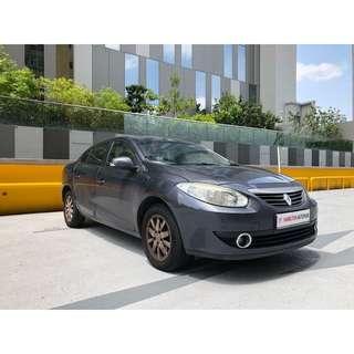 Renault Fluence 1.6 Auto