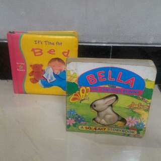 2pc Baby storybook