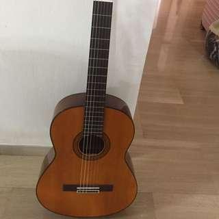 Yamaha C-80 guitar