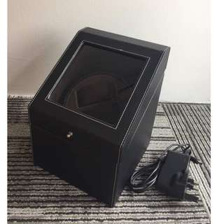 AUTOMATIC WATCH WINDER BOX (GOOD CONDITION)
