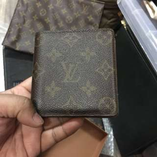SALE!Authentic Louis Vuitton Monogram Bifold Wallet