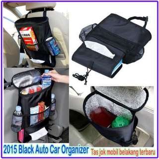Car Organizer Back Auto Car