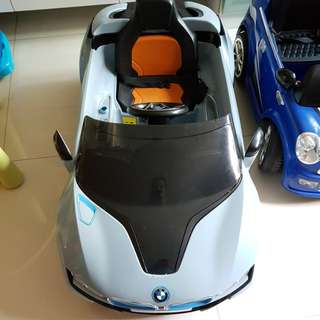 Electric Car BMW i8 with Remote Control