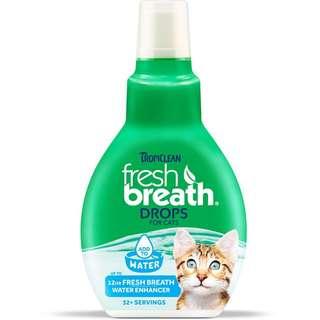 TropiClean Fresh Breath Drops 65ml