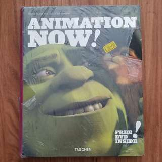 BN Animation Now Book