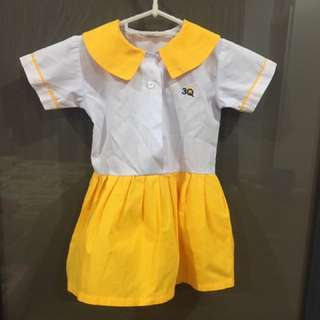 3Q Junior Uniform(Size S)
