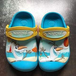 Crocs, kids size 4-5