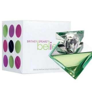 Britney Spears Believe 100ML 1 #huat50sale