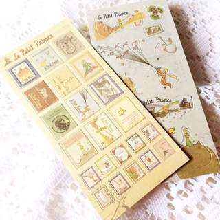[Set of 2] Le Petit Price - Set of 2 Stickers.