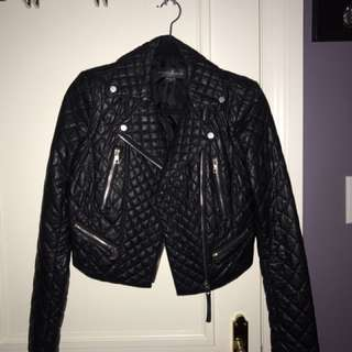 Marciano XS Leather Jacket Brand New