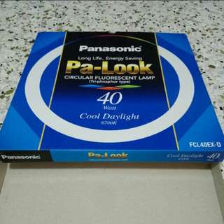 Panasonic Circular Fluorescent Lamp [ 2 for $5.00!!!]