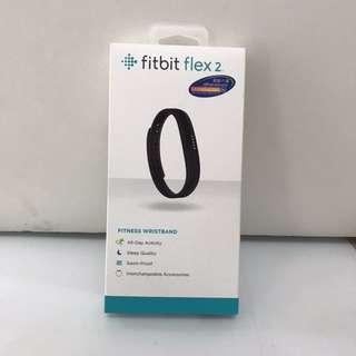 New-Fitbit flex 2