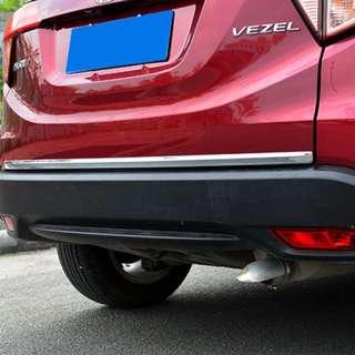 Honda Vezel Rear Trunk Trimming