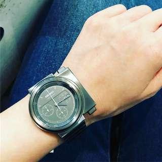 Seiko x white mountaineering spirt smart Jp limited watch 🇯🇵 ⌚️