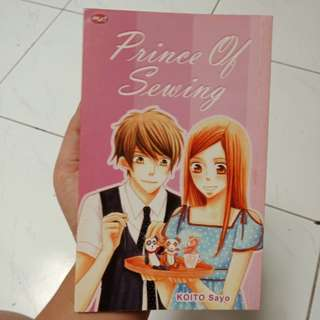 KOMIK Prince of Sewing by Koito Sayo