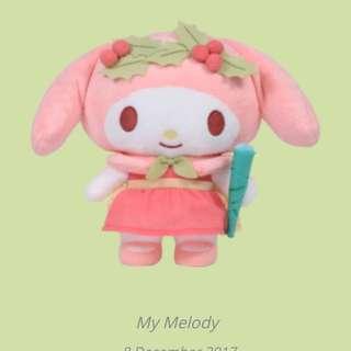 My Melody Plushie