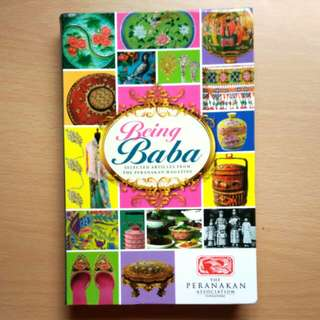 Being Baba (the peranakan association)